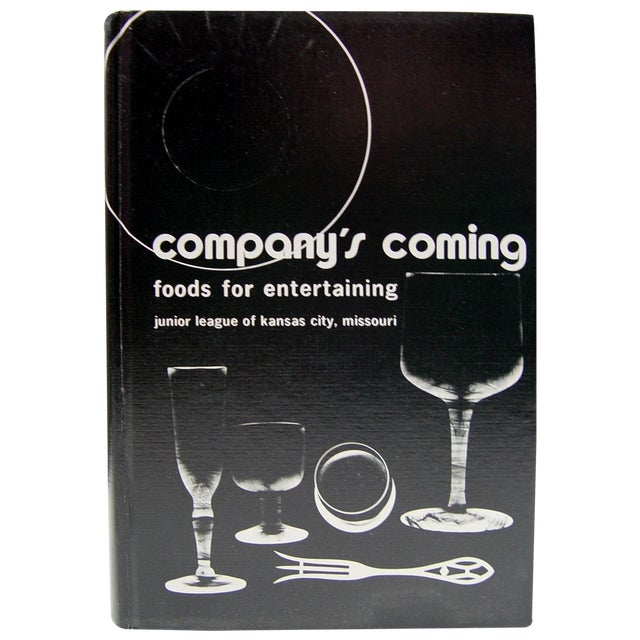 Company's Coming Kansas City Jr League Cook Book - Image 1 of 9