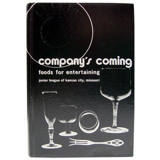 Company's Coming Kansas City Jr League Cook Book