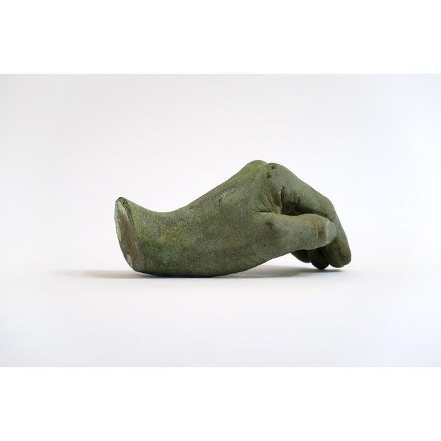 Ceramic Cast Hand - Image 4 of 5