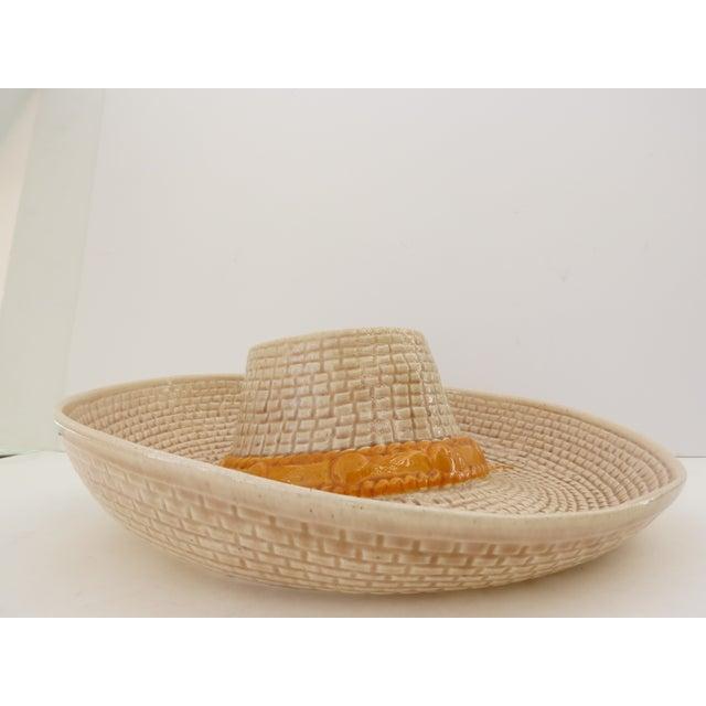 Sombrero Ceramic Chip & Dip Set - Image 4 of 7