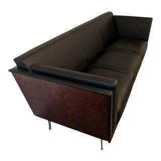 Herman Miller Goetz Leather Sofa