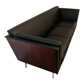 Herman Miller Goetz Leather Sofa
