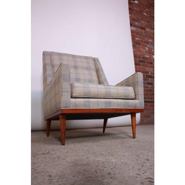 Image of Milo Baughman for James Inc. 'King' Chair