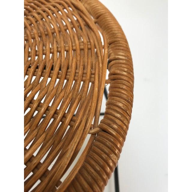 Vintage Arthur Umanoff metal frame counter stools - a Pair - Image 6 of 11