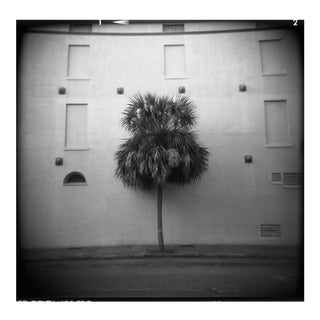 """""""Chuck Town"""" Vintage Toy Camera Image"""