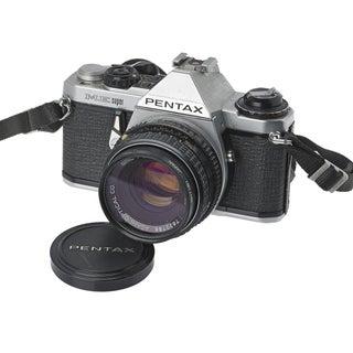 Vintage Pentax ME Super 35mm Film Camera