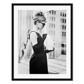 """Lunch on Fifth Avenue"" Framed Photograph"