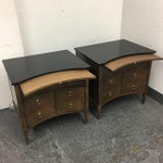 Image of Hickory Chair Lancaster Side Tables - A Pair
