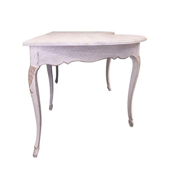 Antique French Provincial Louis XV-Style Table - Image 3 of 3