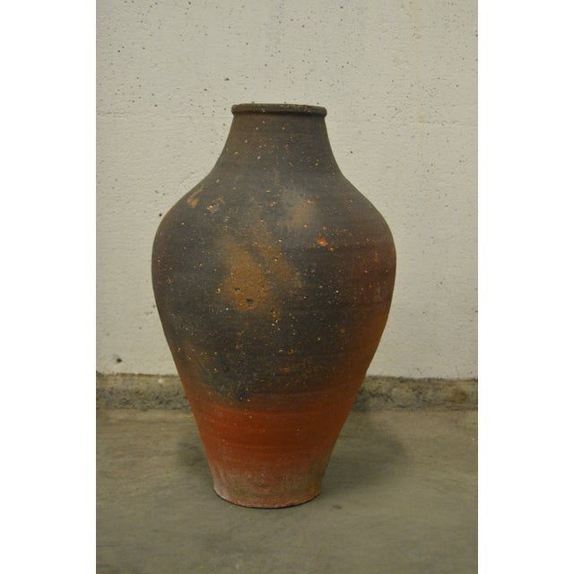 Greek Pottery Wine Vase - Image 3 of 5