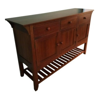 Ethan Allen American Impressions Cherry Buffet