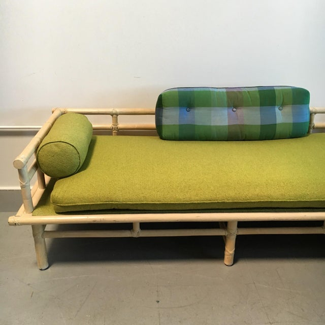 McGuire Rattan Daybed Set - Image 4 of 8
