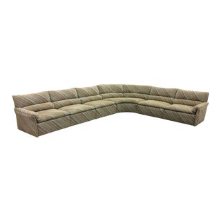 Saporiti Italia Six-Piece Sectional Sofa