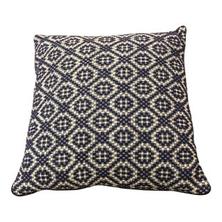 Gray Italian Artisan Pillow