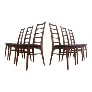 Koefoeds Hornslet Liz Dining Chairs - Set of 6