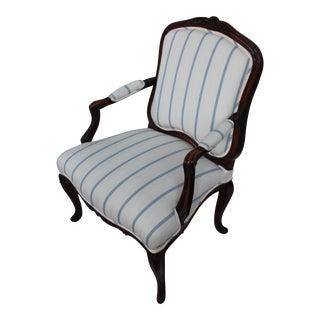 Antique Louis XV Style Fauteuil Chair