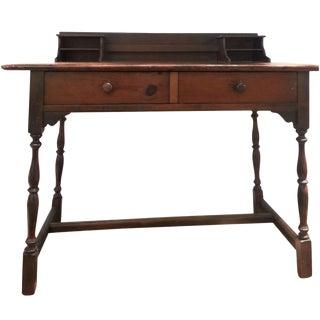 Stickley Maple Desk