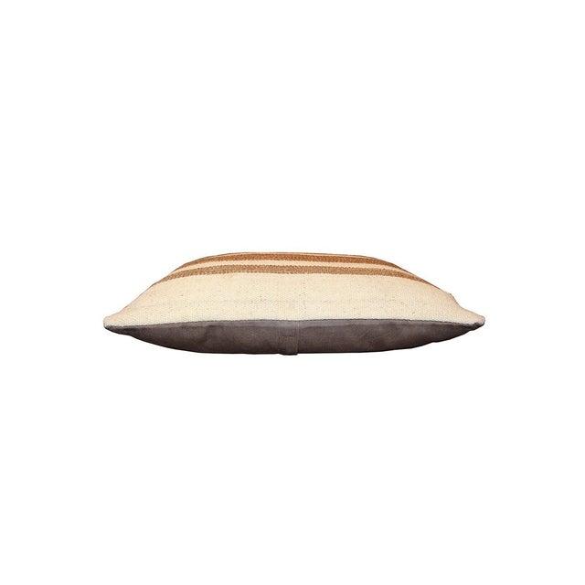 Image of Beige Kilim Pillow