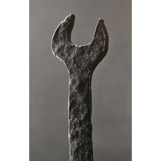 Eric Axene Silver Print - Wrench no.1