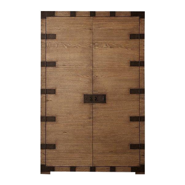 Image of Solid Wood Armoire