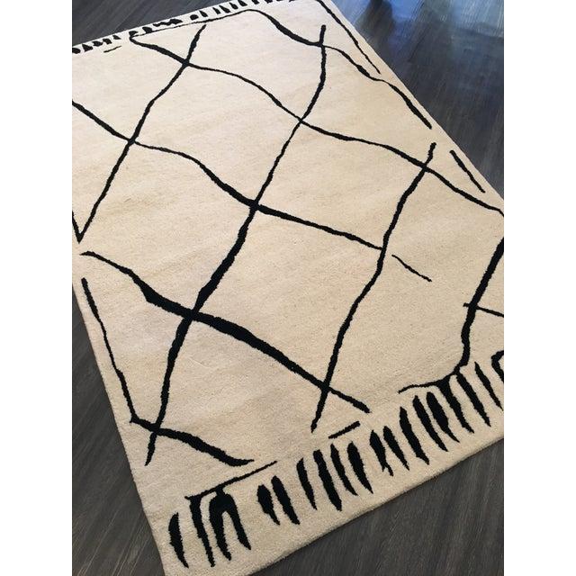 Image of Kate Spade Sketch Rug - 4' x 6'