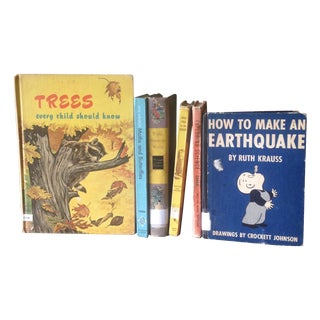 Mid-Century Children's Educational Books - 6
