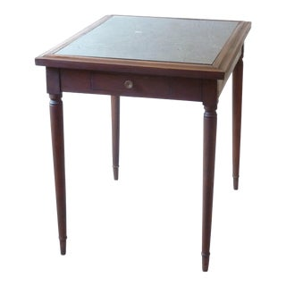 French Directoire Side Table