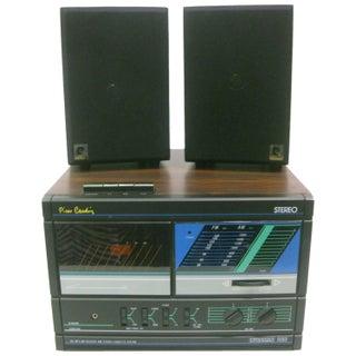 AM/FM/Cassette Stereo by Pierre Cardin