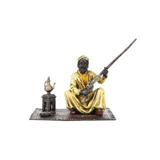 1900's Bronze Arab Warrior Figurine