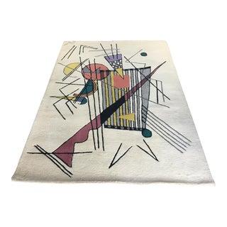 "Guggenheim Arts Collection ""Kandinsky"" Rug - 5′3″ × 7′9″"