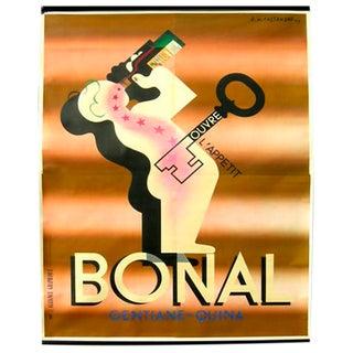 A.M. Cassandre Bonal Poster