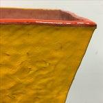 """Image of Brown Velvet Matting """"Earth Vessel"""""""