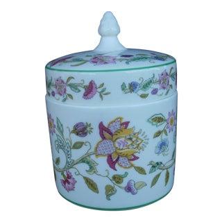 Vintage English Minton Condiment Jar