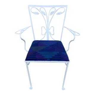 Mid-Century Metal Salterini Chair