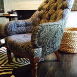 Image of Rose Tarlow Melrose House Kensington Armchair