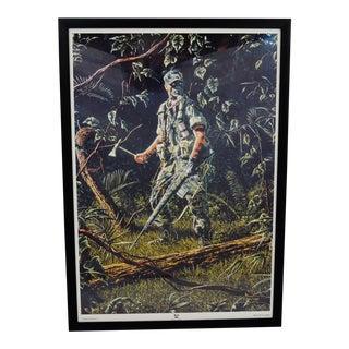 Lakota Warrior Numbered Print