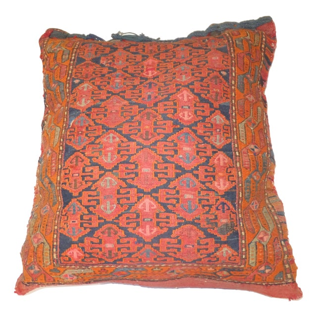 Antique Persian Kilim Pillow - Image 1 of 3