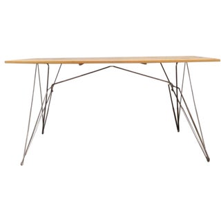 Atomic Mid-Century Modern Dining Table