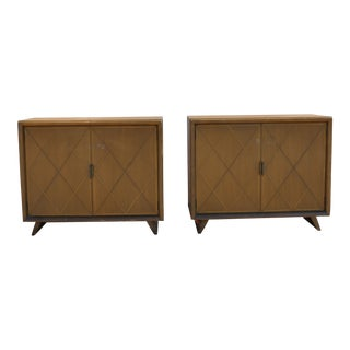 Vintage Chest of Drawers - A Pair