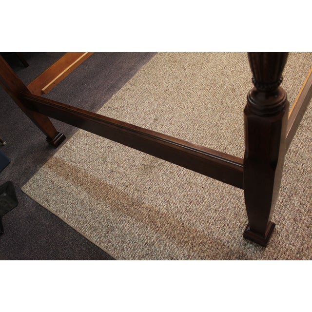 Image of Traditional 4 Post. Plantation/Rice Queen Bedframe