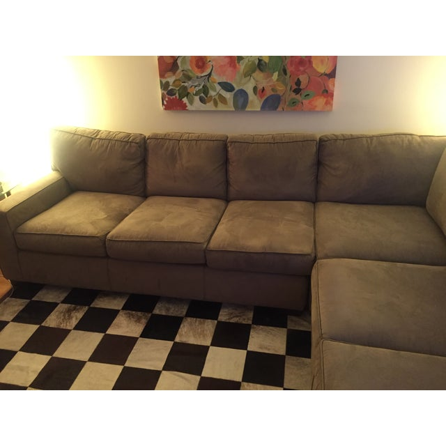 Mitchell Gold + Bob Williams Sectional Sofa