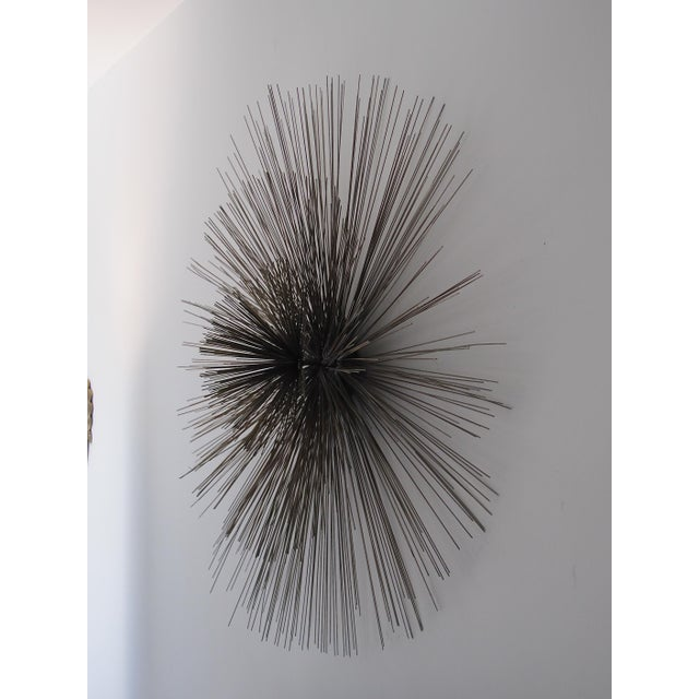 Curtis Jere Large Spoke Wall Sculpture - Image 5 of 9