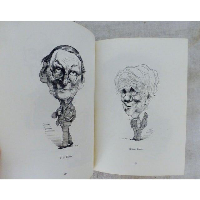 Pens & Needles Signed John Updike David Levine - Image 7 of 9