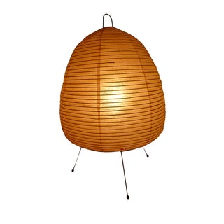 Isamu Nogucci Akari 1A Mid-Century Table Lamp