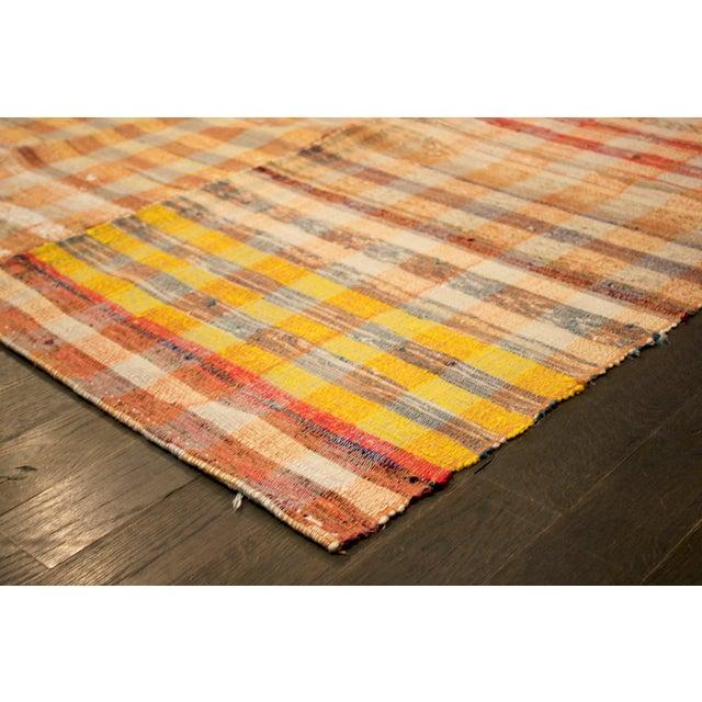 Image of Apadana - Multicolored Turkish Kilim Rug - 6' x 9'