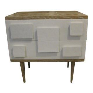 Ponti Style Side Table