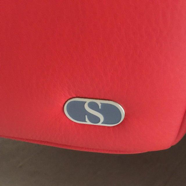 De Sede Ds-460 Multifunctional Sofa Red - Image 11 of 11