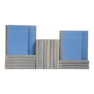 Shakespeare Blue Pocket-Sized Books- Set of 20