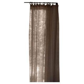 Custom Drapery Panel - Pair