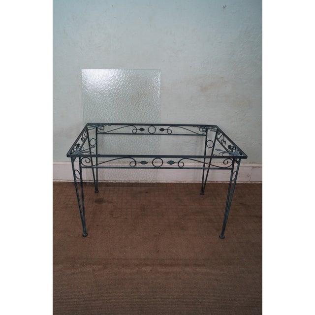 Vintage Meadowcraft Metal Patio Set - Image 4 of 10